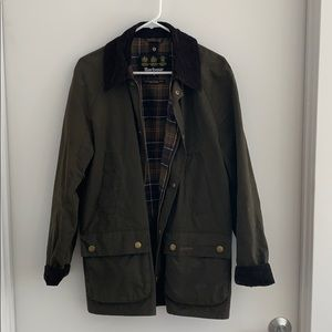 Men's Barbour Jacket (Medium)